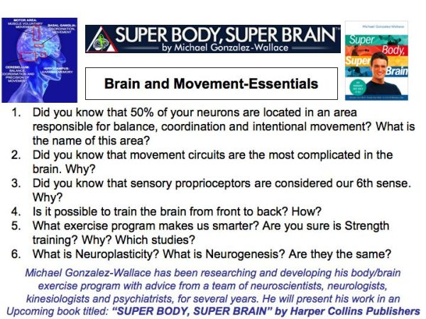 BRAIN AND MOVEMENT