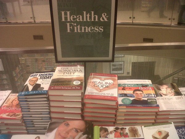 Health and Fitness Books: Super Body, Super Brain