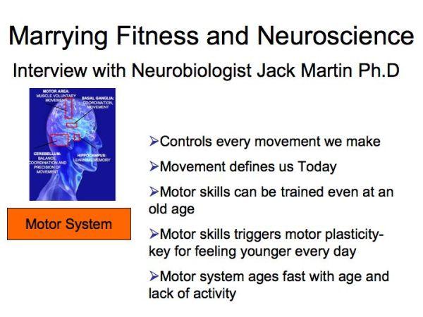 fitness and neuroscience