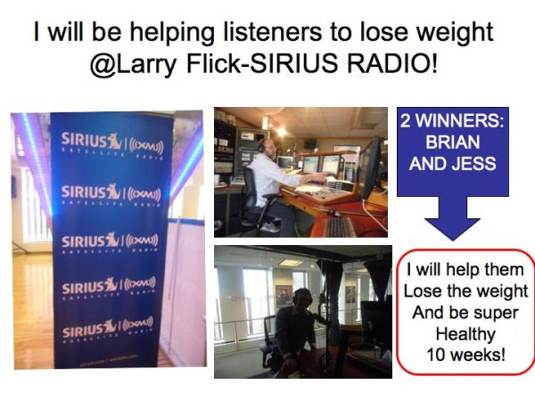 Sirius Radio- Super Body, Super Brain