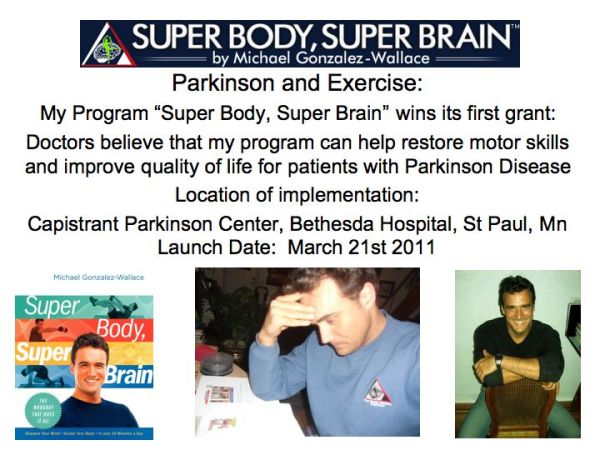 Parkinson and Exercise