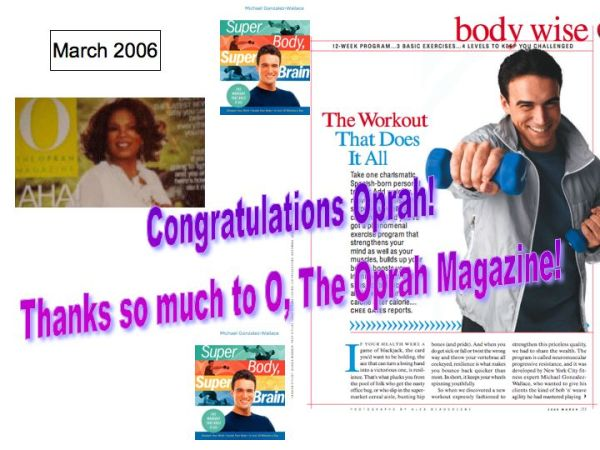Oprah Last Episode- My experience in O, The Oprah Magazine