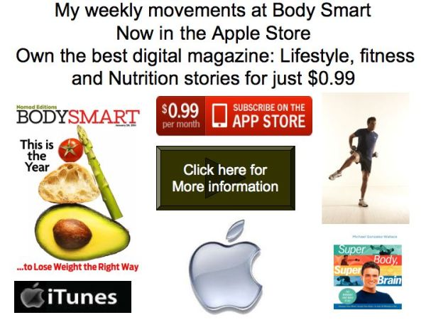 ITUNES STORE-SUPER BODY, SUPER BRAIN
