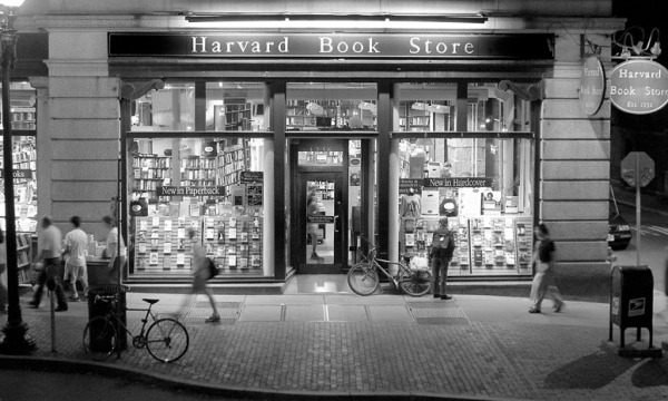 Harvard Bookstore carries Super Body, Super Brain