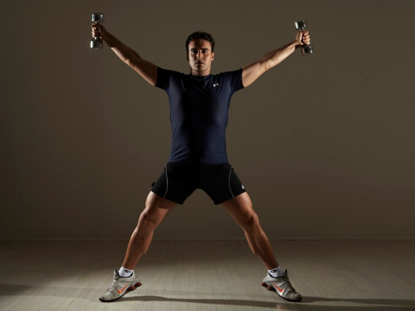 Fitness exercise in your IPAD