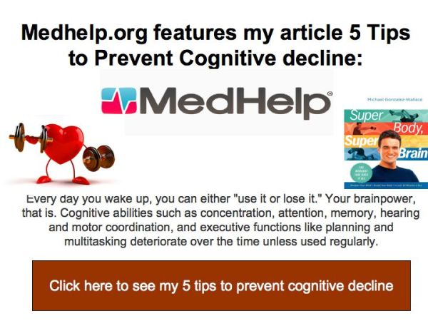 Brain fitness: tips to prevent cognitive decline