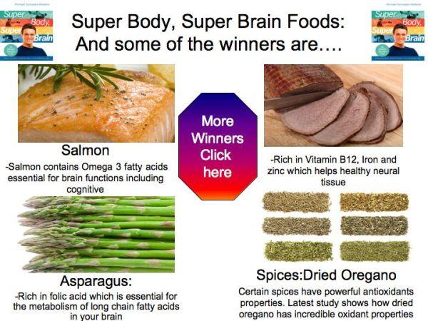 12 Foods that make you smarter