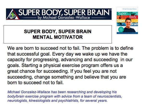 Daily Mental tip
