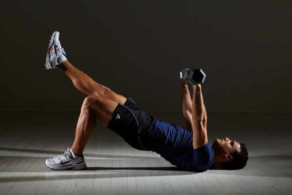 "Bodysmart features ""Move of the week"" by Michael Gonzalez-Wallace,. Photography by Beth Bischoff"