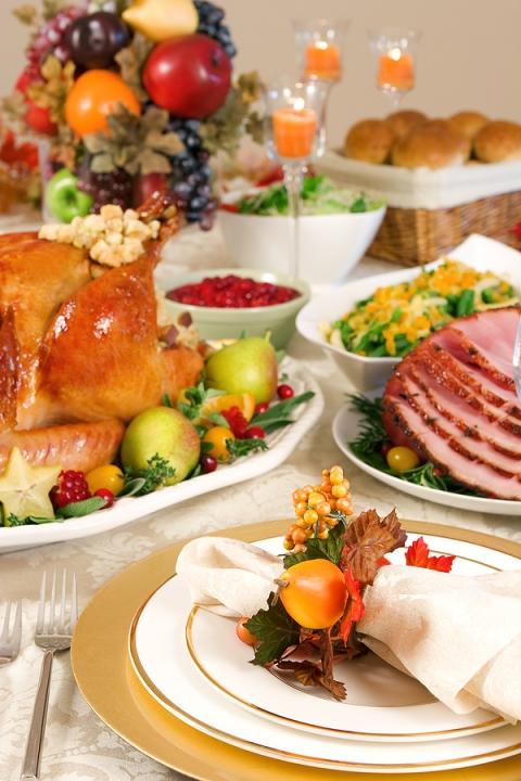 Thanksgiving brain foods