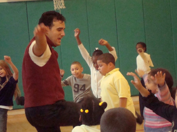 WABC features a new innovative School Brain Body Fitness Program