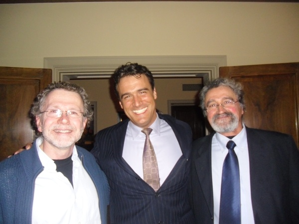 John Martin PHD, Michael Gonzalez-Wallace and Dr Pedro Gonzalez-Porque