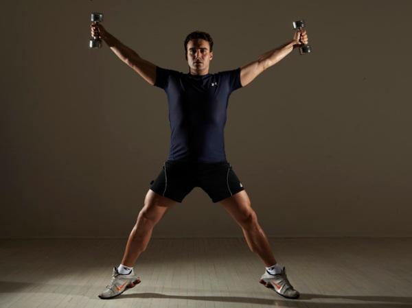 WHOLE BODY EXERCISE