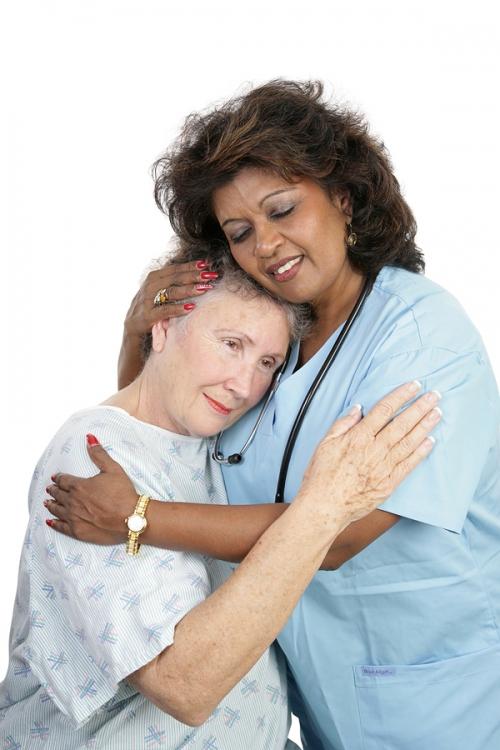 Alzheimer and dementia caregiver