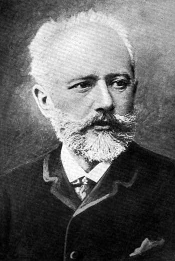 tchaikovsky used a structured schedule and frequent walks