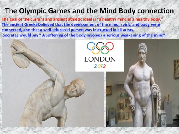 Olympics Mind Body