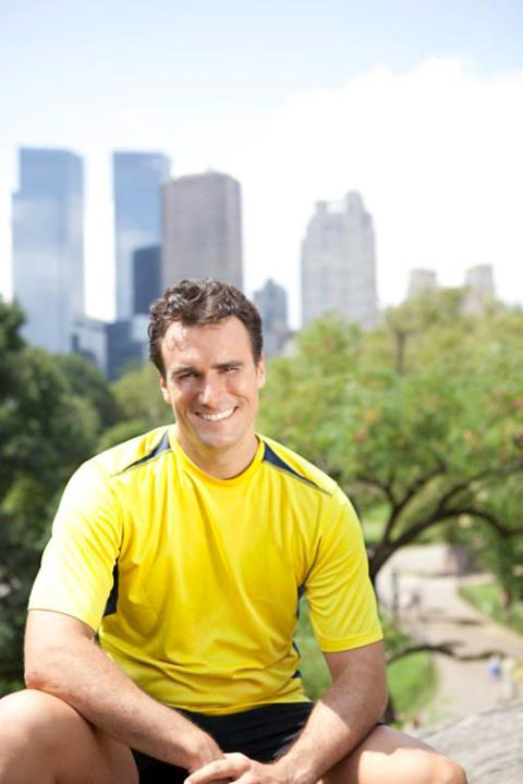 New York City Personal trainer Michael Gonzalez-Wallace