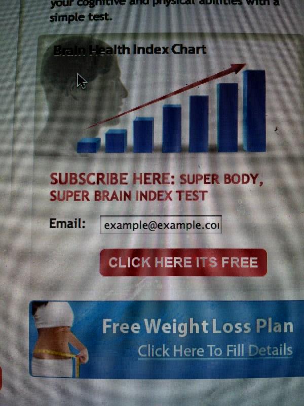 SUPER BODY, SUPER BRAIN TESTING