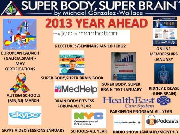 Super Body, Super Brain Year Ahead includes variety of programs