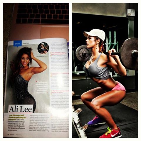 celebrity workout by reali Al