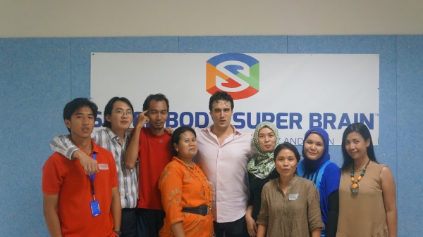 ACG INTERNATIONAL SCHOOL OF JAKARTA IMPLEMENTS SUPER BODY, SUPER BRAIN