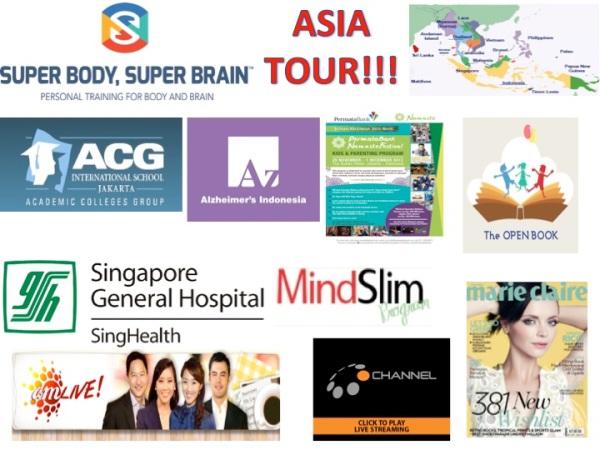 SUPER BODY SUPER BRAIN ASIA TOUR HIGHLIGHT